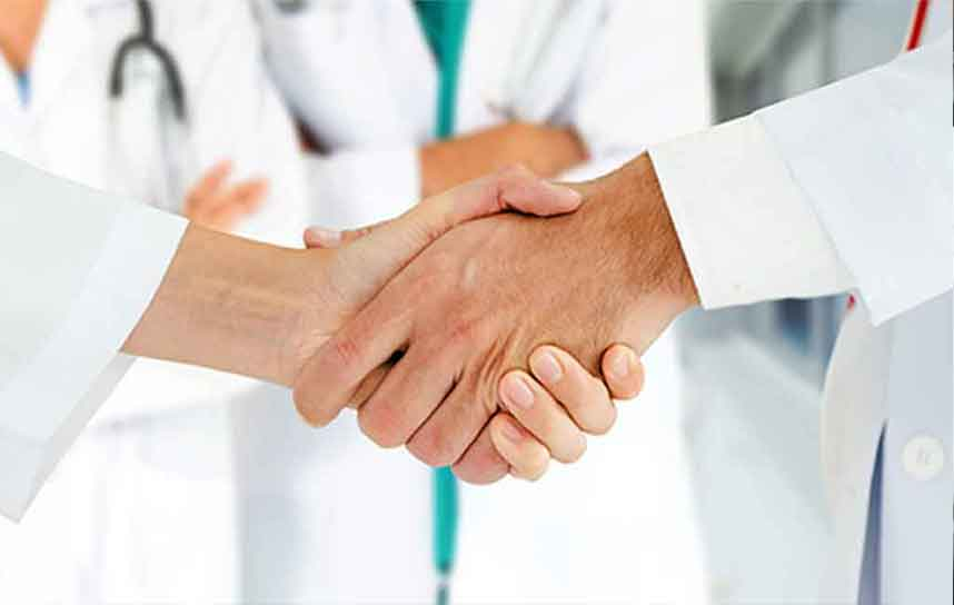 Trusted physician recruiter