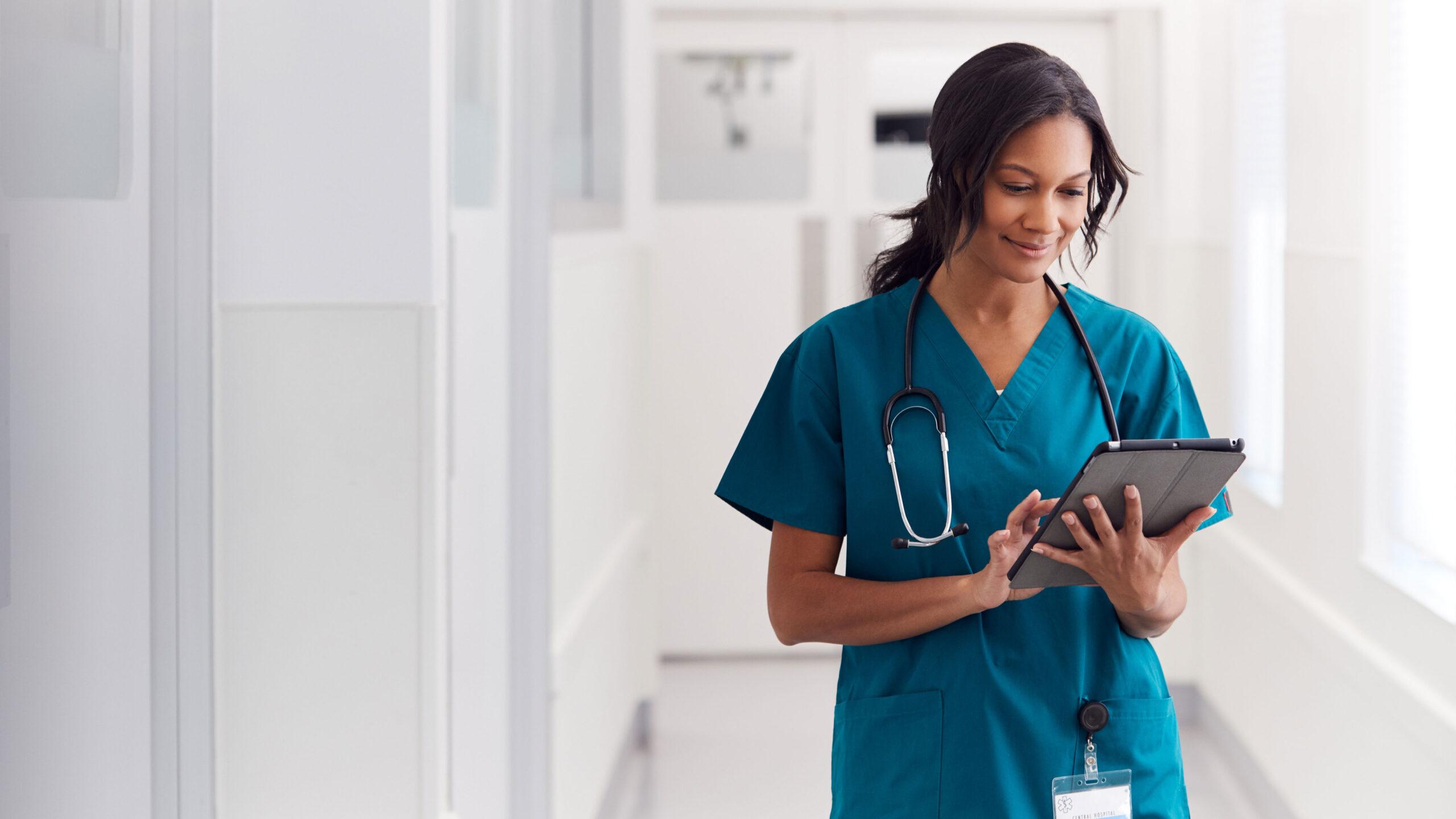 Nurse and Nurse Practitioner